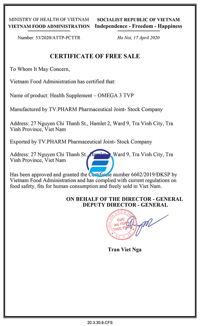 Tư vấn các giấy phép cần để xuất khẩu sản phẩm